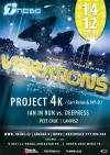 Cover - PROJECT 4K live @ VIBRATIONS 14-12-2012