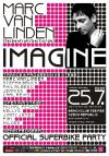 Cover - Live @ IMAGINE with Marc Van Linden